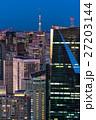 東京・トワイライト夜景 27203144