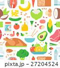 ベクター 食 料理のイラスト 27204524