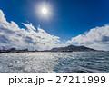 函館港の太陽と青空 27211999