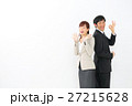 ビジネス 笑顔 人物の写真 27215628