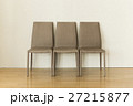 3脚の椅子 27215877