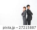 ビジネス 笑顔 人物の写真 27215887