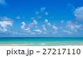 水平線 海 リゾートの写真 27217110