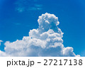 入道雲 積乱雲 雲の写真 27217138