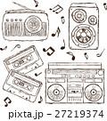 ミュージック 音楽 ミュージカルのイラスト 27219374