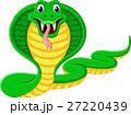 ヘビ 蛇 タンのイラスト 27220439