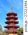 川崎大師 八角五重塔 27221994