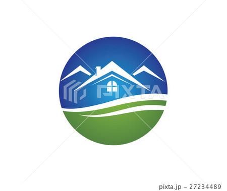 Property Logo Templateのイラスト素材 [27234489] - PIXTA
