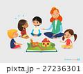 児童 子ども 子供のイラスト 27236301