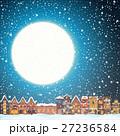ゆき スノー 雪のイラスト 27236584