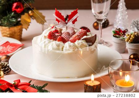 クリスマスケーキ 27238802