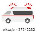 救急車 救急 特殊車両のイラスト 27242232