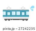 電車の遅延イラスト 27242235