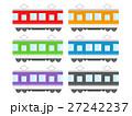 電車のカラーバリエーション 27242237