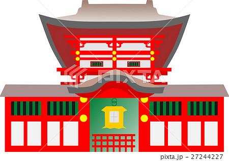 27244227 pixta for Case tradizionali giapponesi
