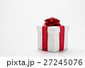 Present box with ribbon  27245076