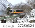 冬の米坂線 27250324