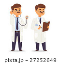 Doctor character vector isolated 27252649