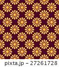 Seamless pattern with precious gem Topaz 27261728