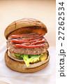ハンバーガー  27262534