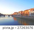 フィレンツェの夕暮れ 27263076