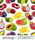 くだもの フルーツ 実のイラスト 27263377