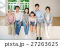 3世代 3世代家族 家族の写真 27263625