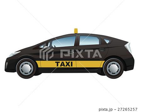 タクシー 27265257