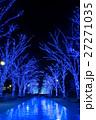 青の洞窟 イルミネーション 渋谷の写真 27271035