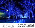 青の洞窟 イルミネーション 渋谷の写真 27271036
