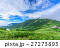 高原と夏雲 27273893