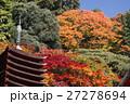 神社 談山神社 紅葉の写真 27278694
