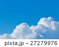 入道雲 雲 夏の写真 27279976