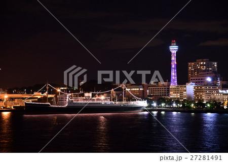 大桟橋からの夜景 27281491