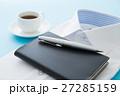 ビジネス ビジネスアイテム 手帳の写真 27285159