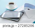 ビジネス 手帳 シャツの写真 27285206