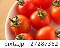 ミニトマト プチトマト トマトの写真 27287382