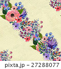 Seamless pattern with colorful flowers 27288077