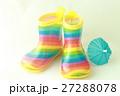 長靴と傘 27288078