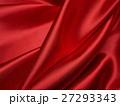 ドレープ 生地 赤色の写真 27293343