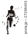 マラソンランナー 27296403