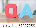 QA キューアンドエー Q&Aの写真 27297255