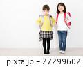 子供 ランドセル 小学生の写真 27299602