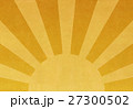 初日の出 太陽 和風のイラスト 27300502