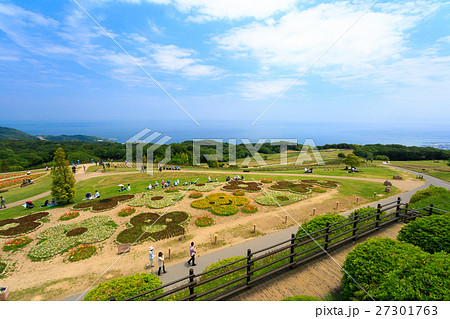 あわじ花さじき 展望台からの眺め 27301763