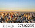 東京都 都市風景 東京タワーの写真 27302235