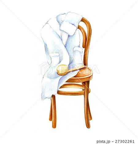 お気に入りの椅子 27302261