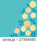薔薇 花 葉のイラスト 27306885