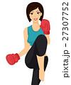 Girl Kick Boxing 27307752