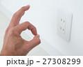 電源 コンセント 27308299